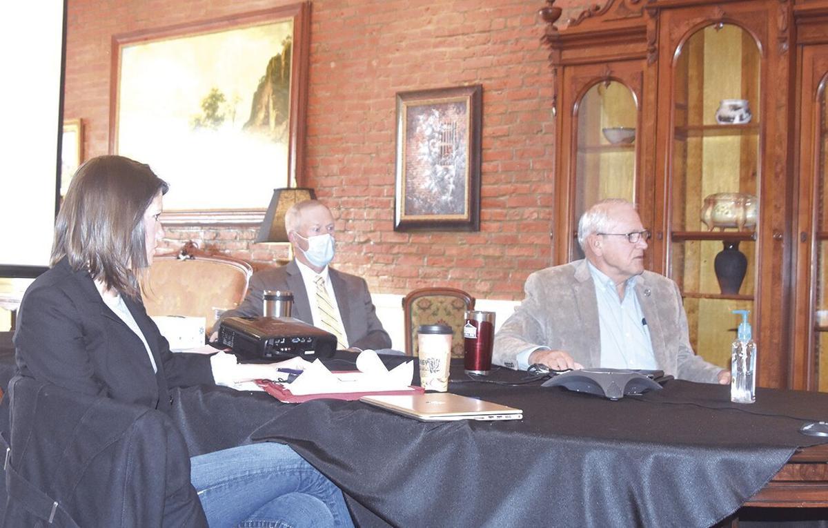 First legislative forum in a year held