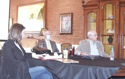 First legislative forum in a year