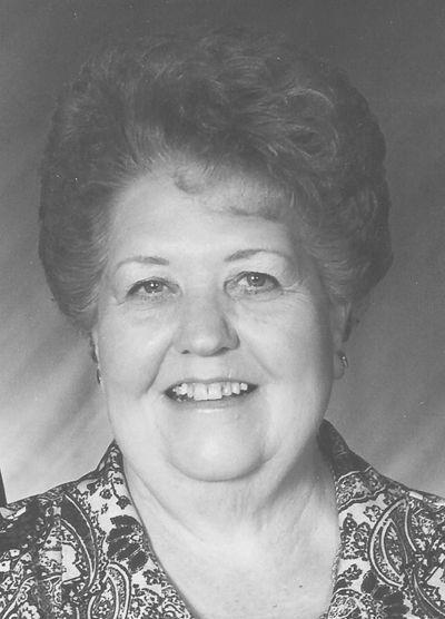Grace Maxine (Moore) McDonald (April 1 1932 – Aug. 17 2019)