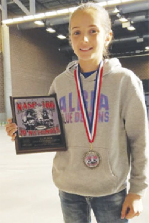 Albia archers bring home state titles