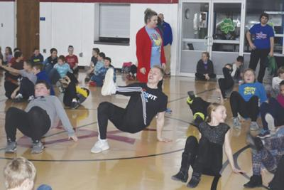Fitness team comes to Lincoln