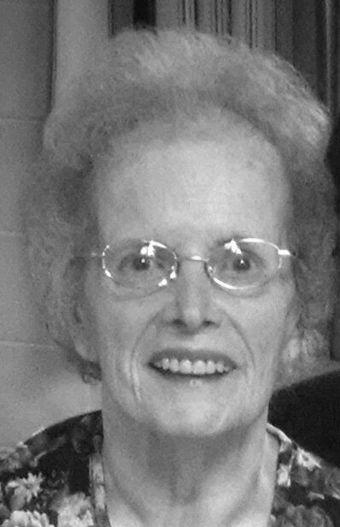 Geraldine Ann Grimes (1929-2017)