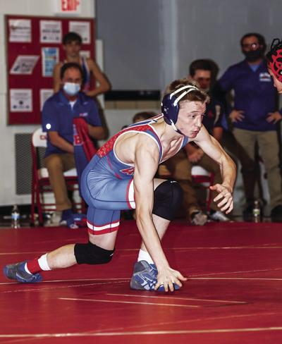 Wrestlers finish strong at Central Decatur tournament