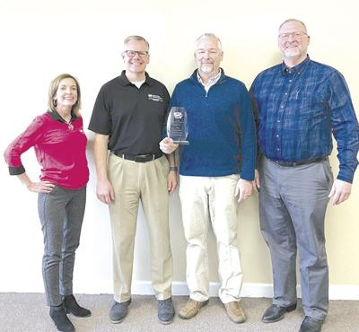 Albia Industrial Development Corporation receives BEST of Iowa Excellence Award