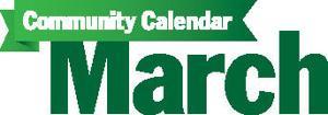 March Community Calendar
