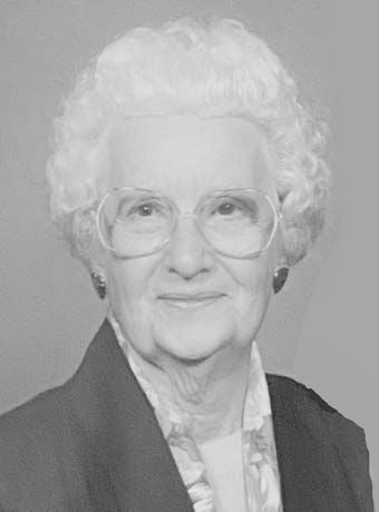 Gladys Marian Grimes (1918-2020)