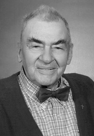 Bernard Dicks (1920-2016)