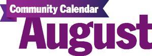 August Community Calendar
