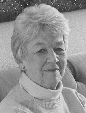 Martha Lou Warner (1945-2017)