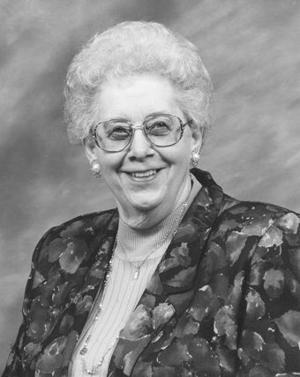 Gaynele Sandeen (1922-2017)