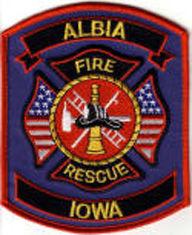Albia Volunteer Fire Department