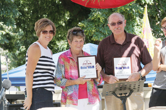 2019 Chamber Hall of Fame Inductees