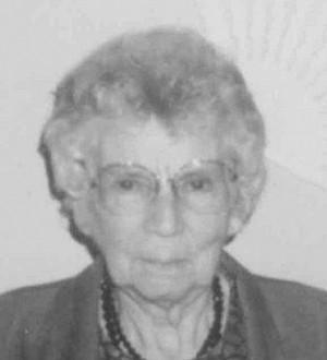 Mary Turner Gillaspie (1912-2012)