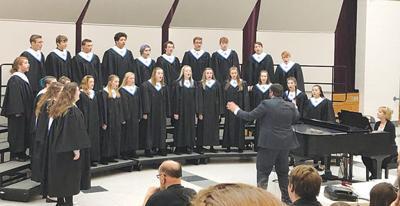 Albia Community School Concert Choir 2019