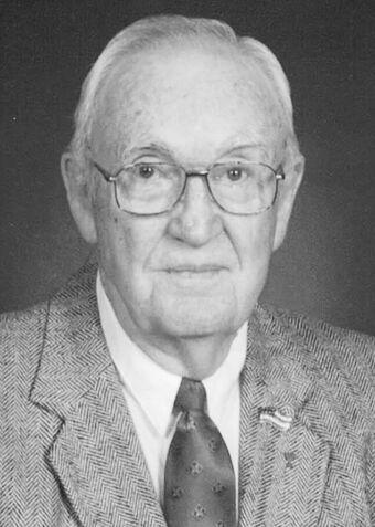 Ronald Ernest Horn (1923-2021)