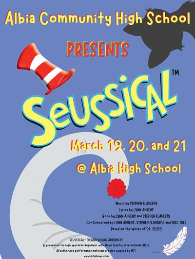 'Seusical' opens Friday in the A Gym at ACHS
