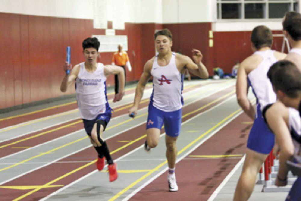 Albia boys have three first place finishes at Central