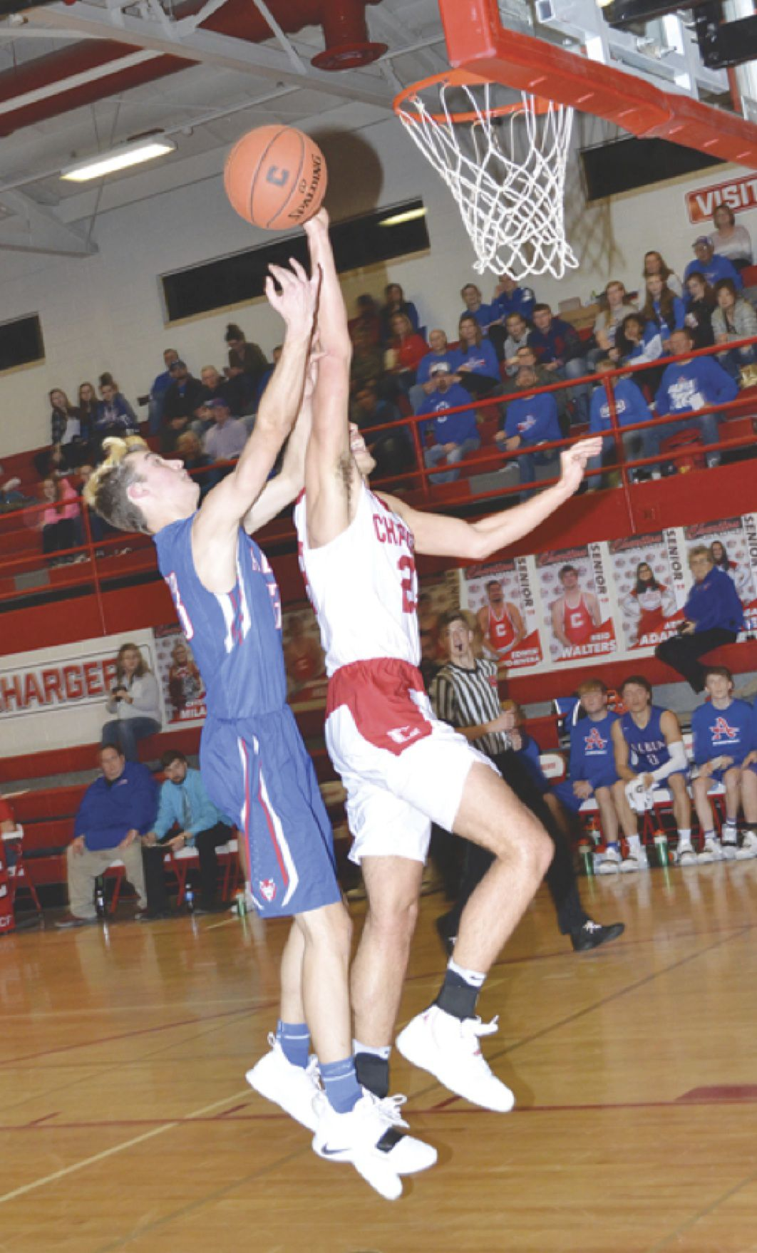 Chargers edge Albia at the wire