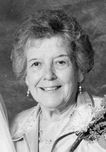 Gloria Patton (1927-2020)