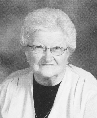 Helen Irene Flahive (1923-2021)