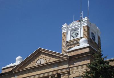 Gun ban remains at courthouse