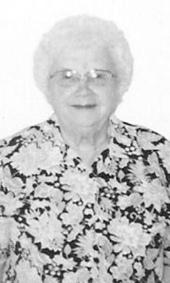 Virginia (Harrington) Runnells (1922-2019)