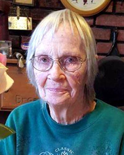 Esther Ruth Harrington