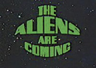 Aliens invade for spring play