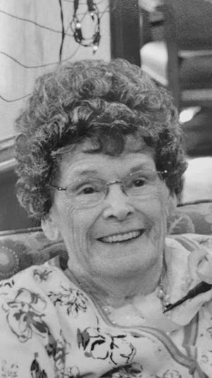 Mary Theresa Grimes (1926-2017)