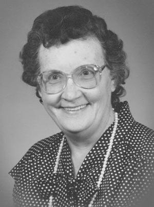 Edna Hamilton (1923-2017)
