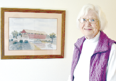 Belzer heads back to Kansas to apply her volunteer spirit to family