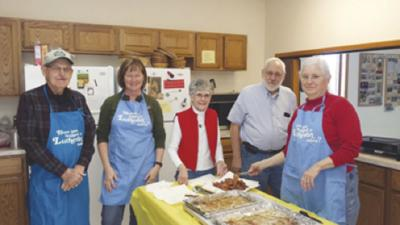 St. Paul's kicks off Lenten season with Shrove Tuesday pancakes