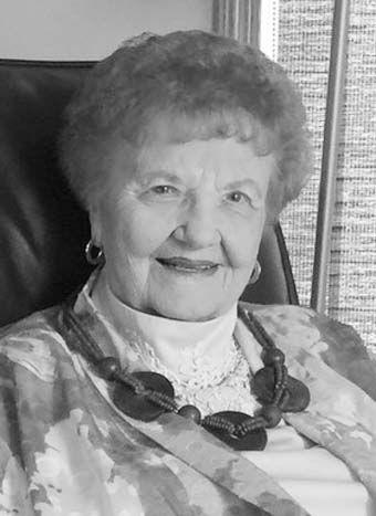 Virginia Bernstein (1921-2020)