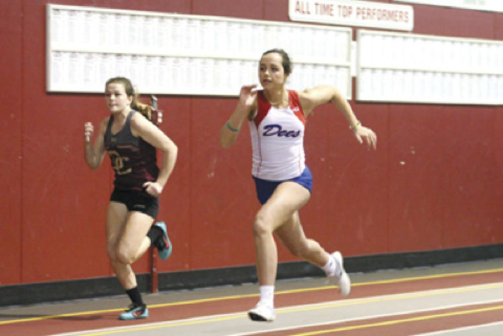 3 state qualifiers return for Albia girls