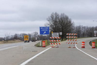 Truckers frustrated with rest stop closures