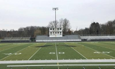 Forker Field surface to be replaced