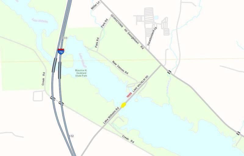Lake Wilhelm Road bridge plans on display again
