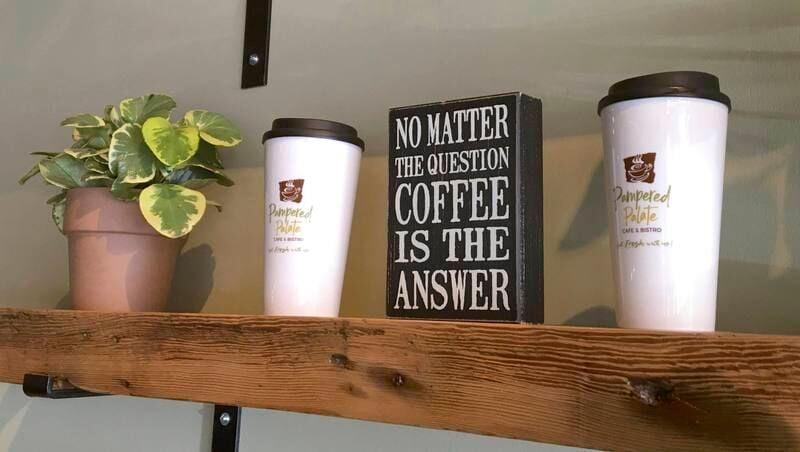 Cafe offers 'sense of community'