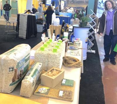 Hemp benefits extolled at state farm show
