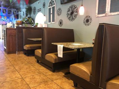 Tax issues complex for reopened restaurant straddling county line