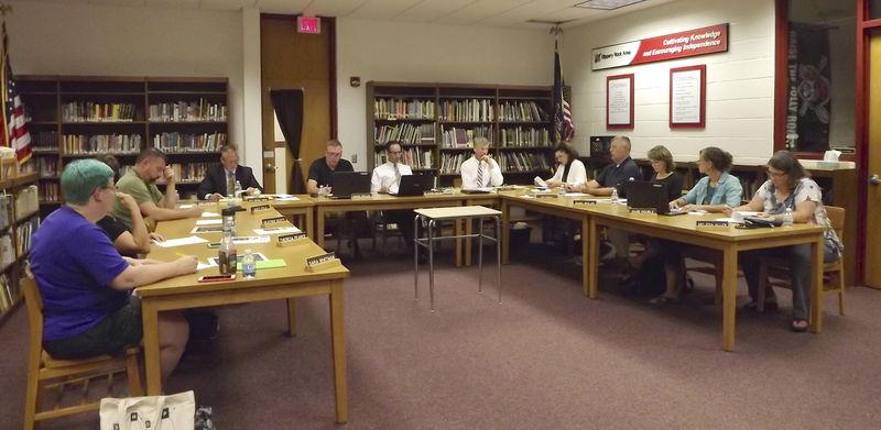 Slippery Rock school board