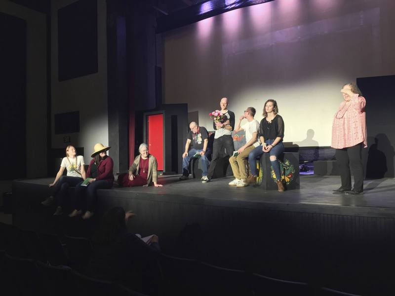 Community theater 'on the map' after 1st production