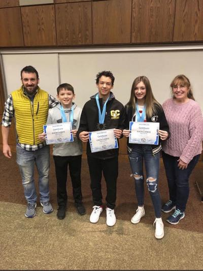 GCMS inventors place first