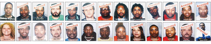 Ohio bust targets drug traffickers