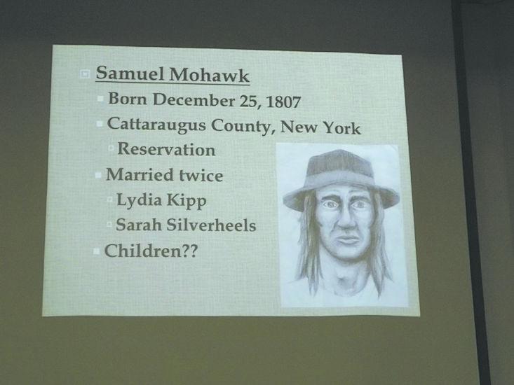 Mohawk sketch