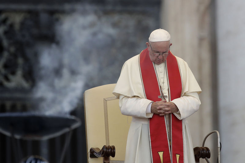 Pope seeks to abolish death penalty