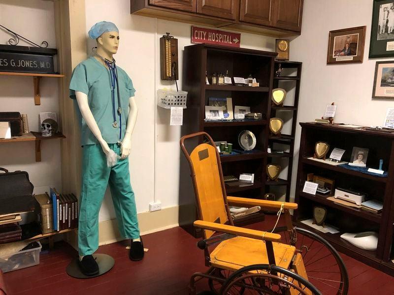 Historical society captures local medicine through time