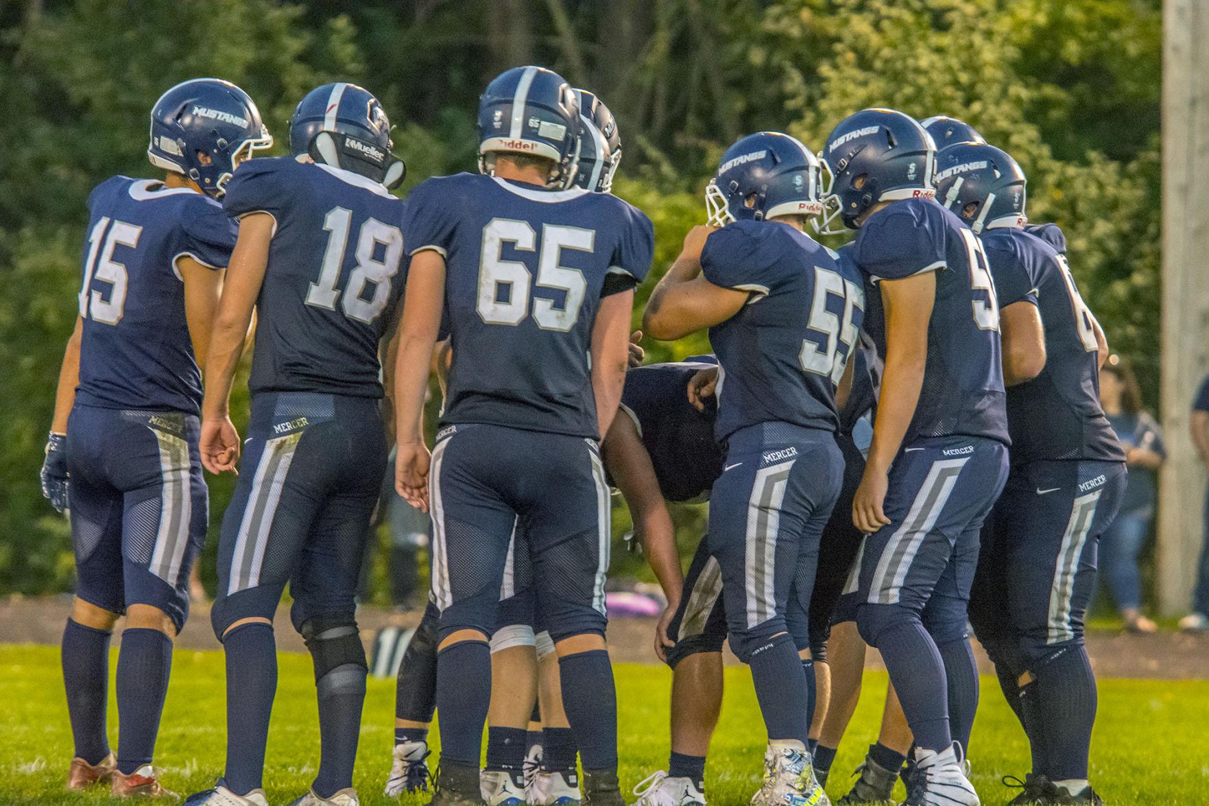 Erie pa high school football scores