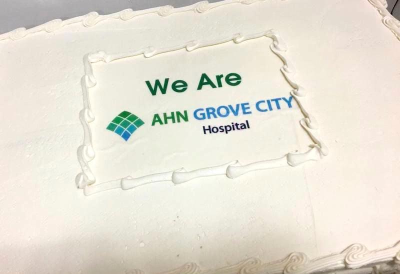 'AHN Grove City'