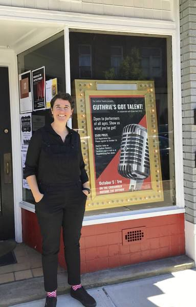 Guthrie launching community theater
